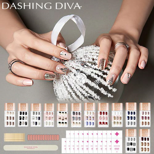 DASHING DIVA Magic Press Set 13items [Signature Eidition]